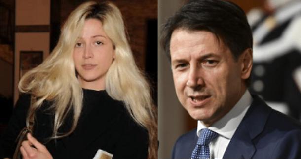 Giuseppe Conte il premier, la storia d'amore con la fidanzata Olivia