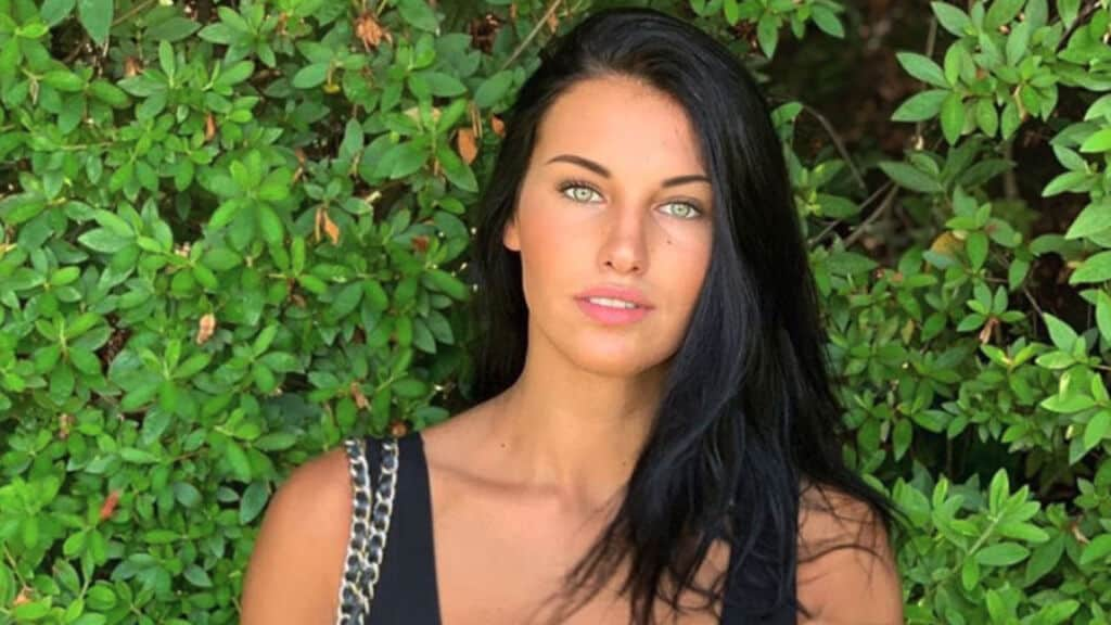 Carolina Stramare racconta il corteggiamento di Eros Ramazzotti