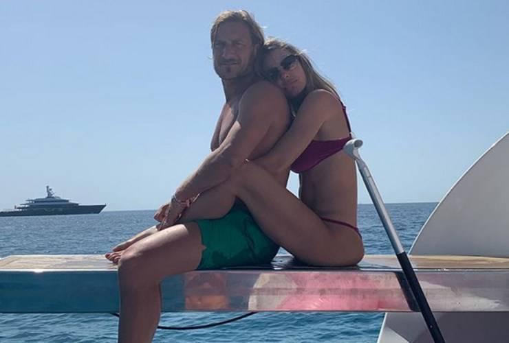 Francesco Totti la nuova vita dell' ex capitano della Roma