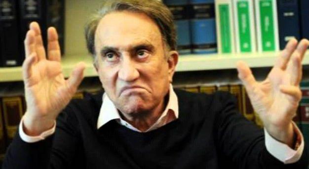"""Emilio Fede, disperato a La Zanzara """"Prendo 8 mila euro al mese, non mi bastano"""""""