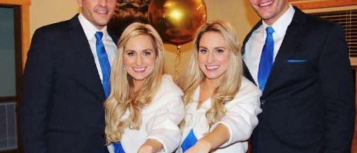 """""""Maiali!"""". Due gemelli sposano due gemelle ma la storia prende di colpo una piega molto hot"""