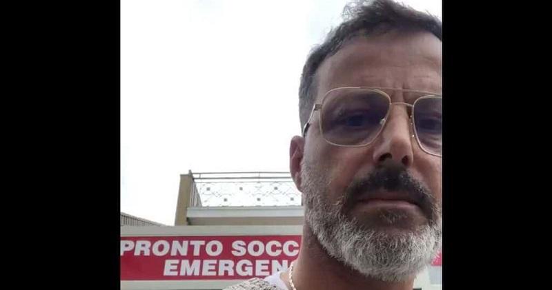 """""""Mi hanno spaccato la testa"""", Kikò Nalli finisce in Ospedale per aggressione"""