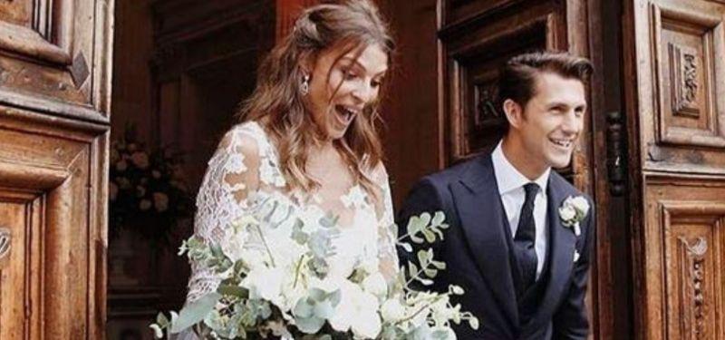 Cristina Chiabotto, le nozze da favola sono arrivate dopo solo un anno di fidanzamento: la gioia degli sposi