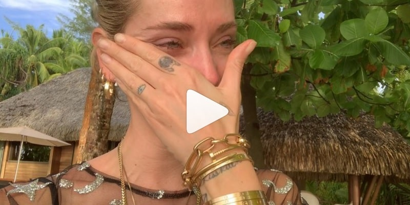 "Chiara Ferragni nuda sui social è imbestialita: ""Ti arriverà presto una denuncia"""
