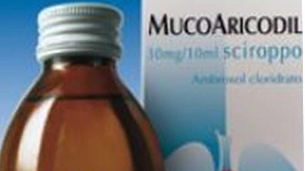 Farmaci, ritirato lotto di sciroppo per la tosse Mucoaricodil: tutte le informazioni