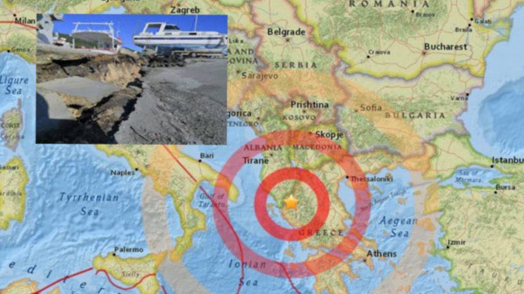 Ultim'ora Terremoto. Trema anche la Grecia, altre forti scosse poco fa: «Gente nel panico, crepe agli edifici»