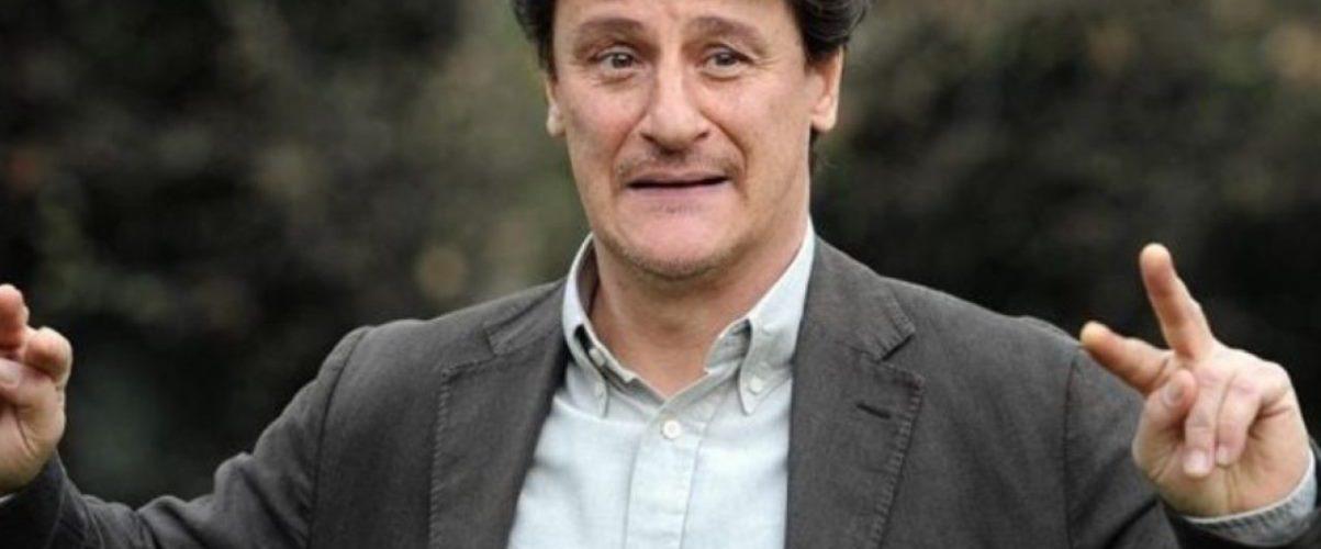 Giorgio Tirabassi, dopo l'infarto il messaggio dall'ospedale