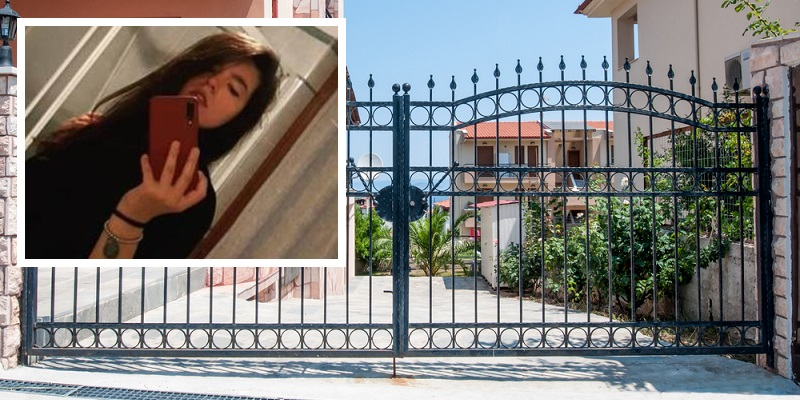 Da poco 18enne rimane impiccata al cancello di casa, senza chiavi aveva deciso di scavalcare
