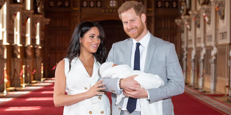Meghan Markle e Harry, con il loro viaggio in Africa, i duchi di Sussex tentano di riguadagnare i consensi perduti anche grazie alla dolcezza del royal baby