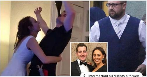 Testimone picchia la sposa: lei chiede il divorzio poche ore dopo le nozze