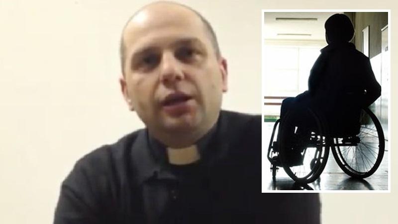 Violenze ripetute sui bambini disabili: arrestato Don Roberto