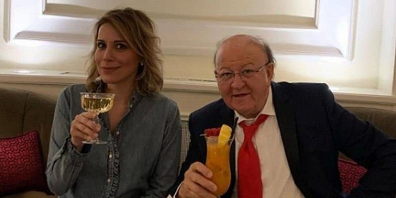 Lui 74 anni, lei 40: la differenza d'età non li spaventa. L'annuncio di Massimo Boldi
