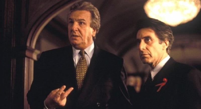 Morto l'attore italo-americano Danny Aiello celebre per il film 'Il Padrino'