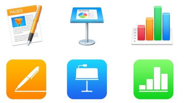 iWork aggiornato per iOS 13