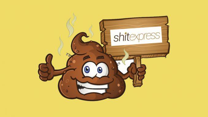 ShitExpress, il servizio che spedisce cacca a domicilio ai tuoi nemici