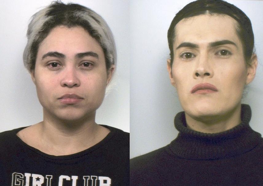 Trans e prostituta pestano cliente denudandolo e fotografandolo