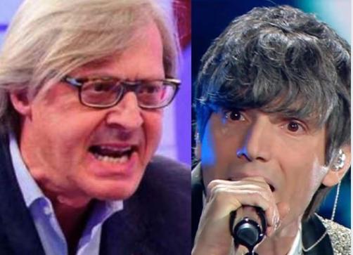 """""""Bugo? Secondo me..."""". Morgan, arriva la 'verità' di Vittorio Sgarbi. Parole pesanti in diretta tv"""