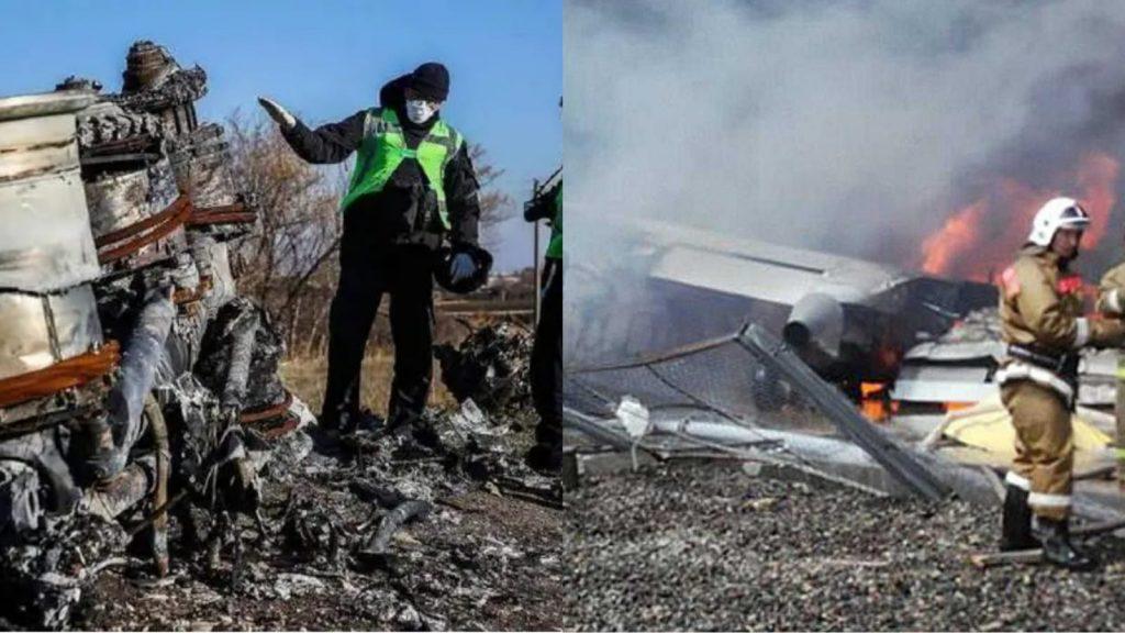Tragico scontro in volo: Due aerei precipitano causando diversi morti [VIDEO]