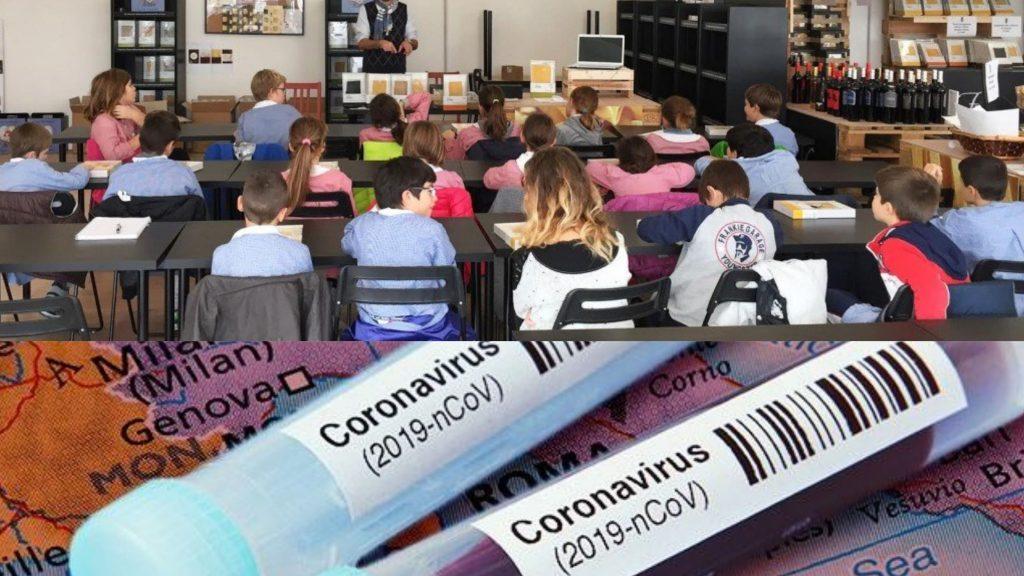 Coronavirus, scuola elementare in quarantena: cento bambini in isolamento