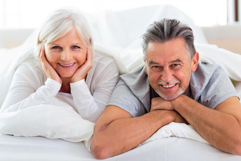 Il sesso migliora con l'età (e anche l'orgasmo)