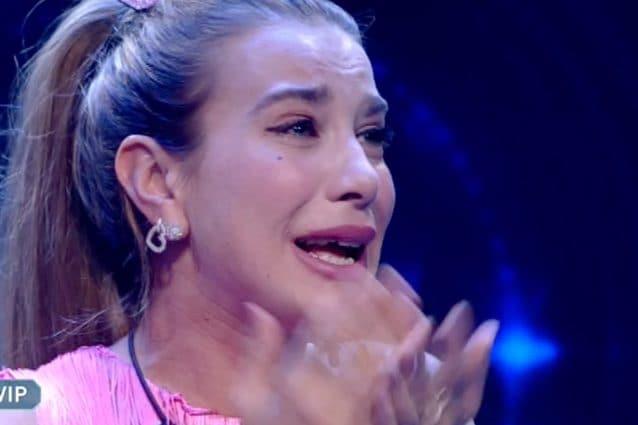 """Clizia Incorvaia squalificata dal 'Grande Fratello Vip 2020': """"Che vergogna, la mia famiglia sarà distrutta"""""""
