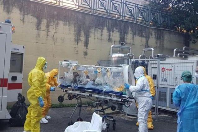 Flash : Coronavirus 🛑🛑🛑🛑 Due nuovi casi a Palermo e a Firenze ++++. E' la prima volta che il virus si sposta nel sud Italia+++