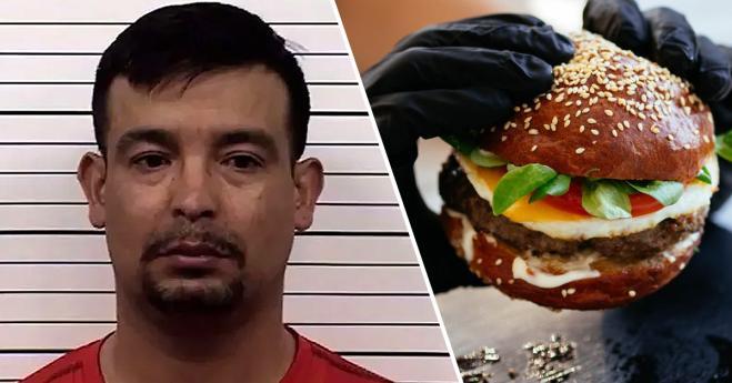 Tenta di pagare una prostituta con un hamburger ma scopre che era un poliziotto sotto copertura!