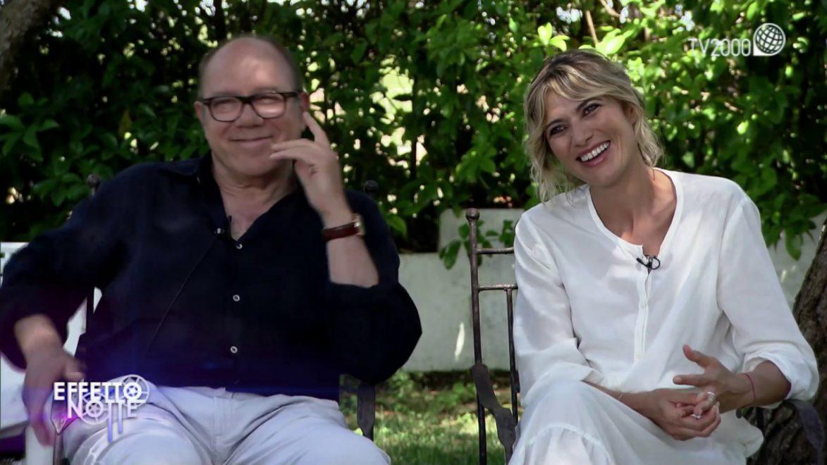 Carlo Verdone e Anna Foglietta, un'amicizia fortissima nata sul set