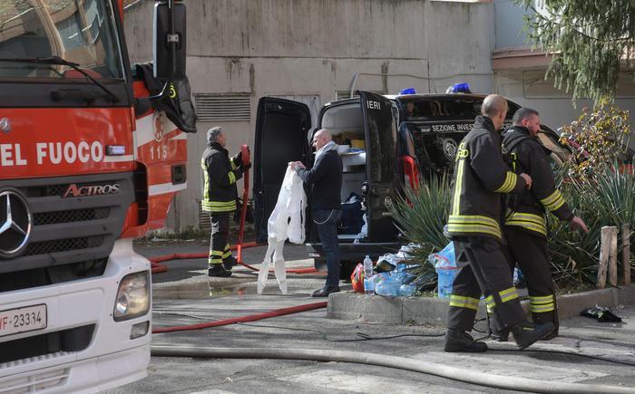 Esplode palazzina nel Bergamasco, un morto