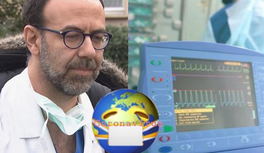 """""""Numeri da guerra"""", Coronavirus: parla il direttore della terapia intensiva del Sacco di Milano"""