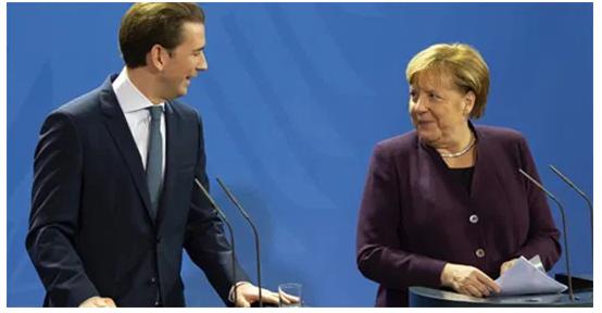 Italia, rischio Troika: l'Austria spalleggia la Germania, come il coronavirus riduce l'Europa