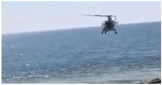 Coronavirus, a Salerno l'intervento in elicottero: prendevano il sole in spiaggia, vince la linea dura di De Luca