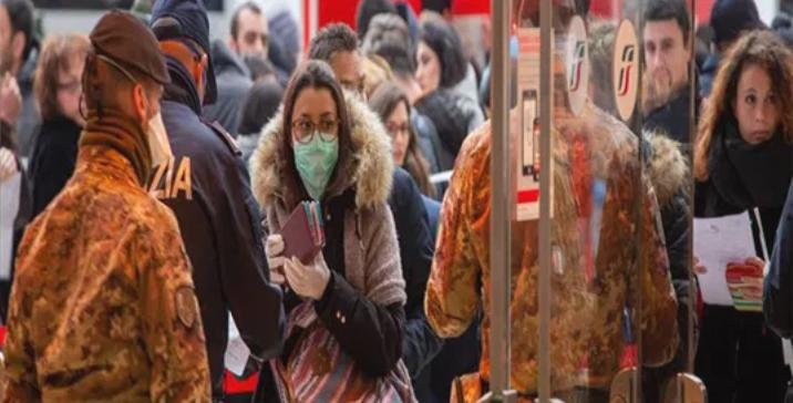 """Sempre più contagiati al Sud: """"Il 15% è partito con la febbre"""""""