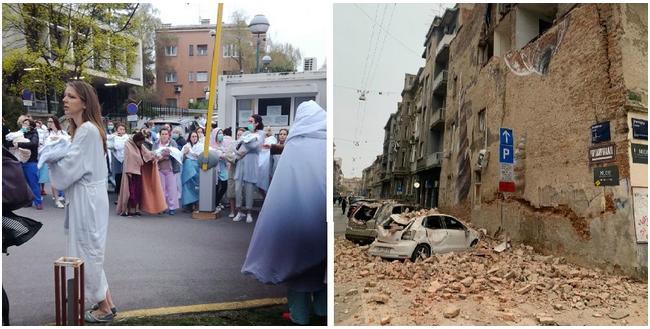 Terremoto, scossa di magnitudo 5,4: gravissimo un 15enne, ci sono crolli