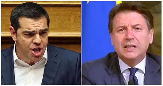 Conte è come Tsipras, vuol svendere l'Italia alla Ue. Per questo bisognerà liberarcene
