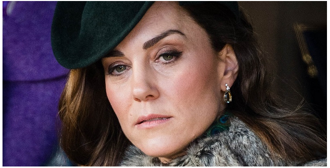 """Devastata dal dolore"", Kate Middleton a pezzi per l'addio"