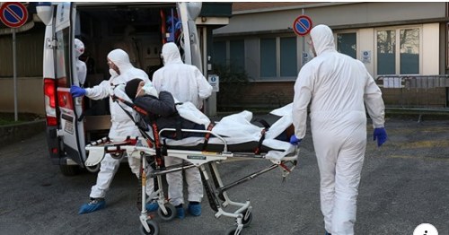 Coronavirus. Ospedali del Nord al collasso: i pazienti saranno spostati al Sud