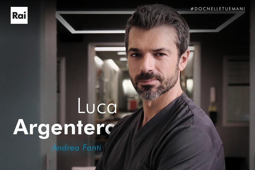 Luca Argentero con il coma ho perso 12 anni di memoria