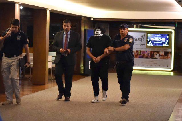 Arrestati Ronaldinho e suo fratello Roberto de Assis