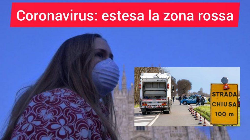 """Coronavirus: """"Chiuse Regioni e Province"""". Le nuove misure del governo per contenere il contagio"""