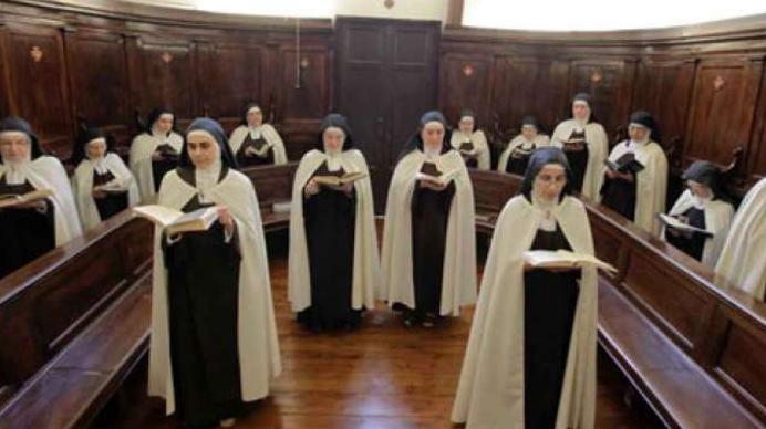 Testimonianza di una monaca racconta ciò che accade dentro un Monastero