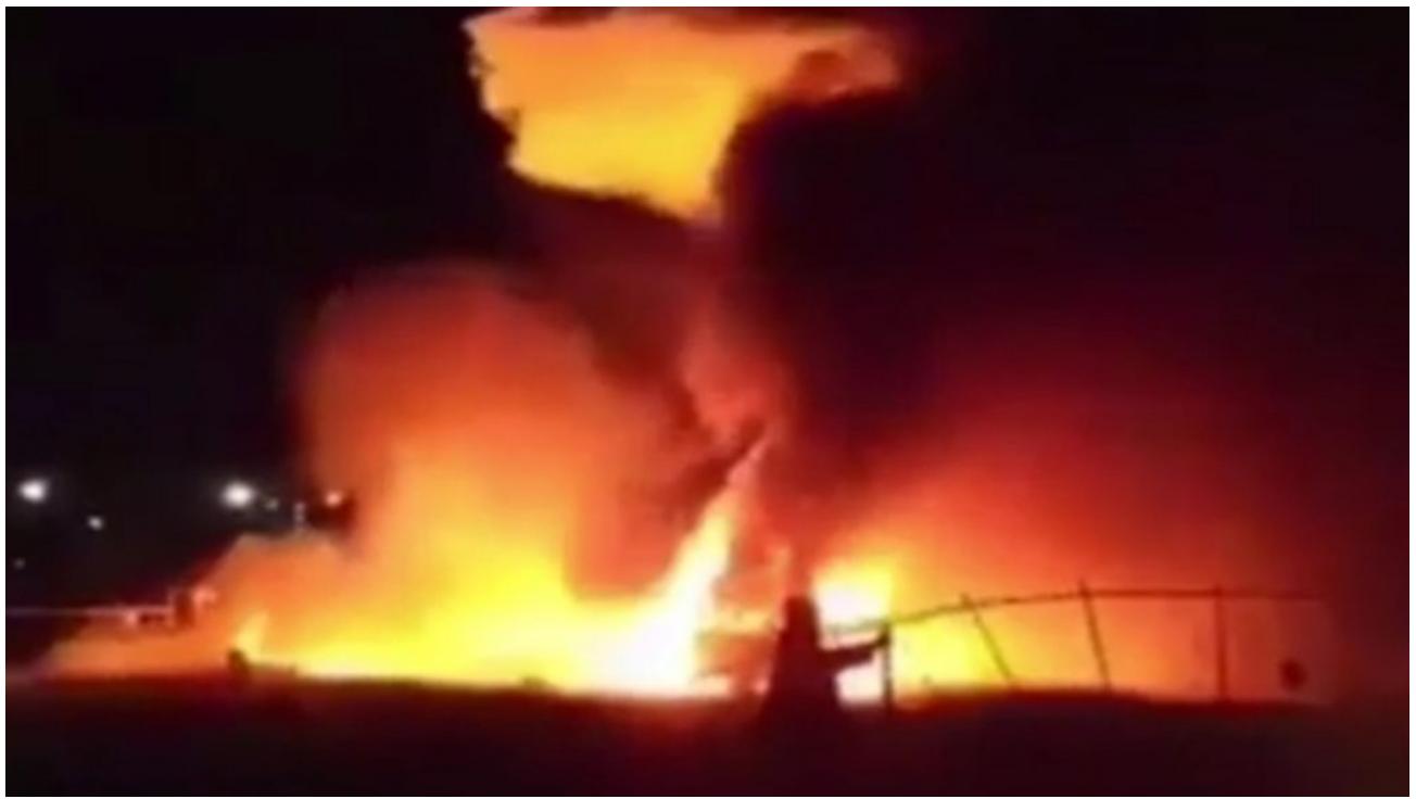 Coronavirus, aereo di assistenza medica esplode dopo il decollo: drammatico incidente [VIDEO]
