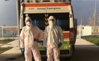 Verona, rubano nell'ambulanza mentre i sanitari sono al lavoro: spariti cellulari e divise