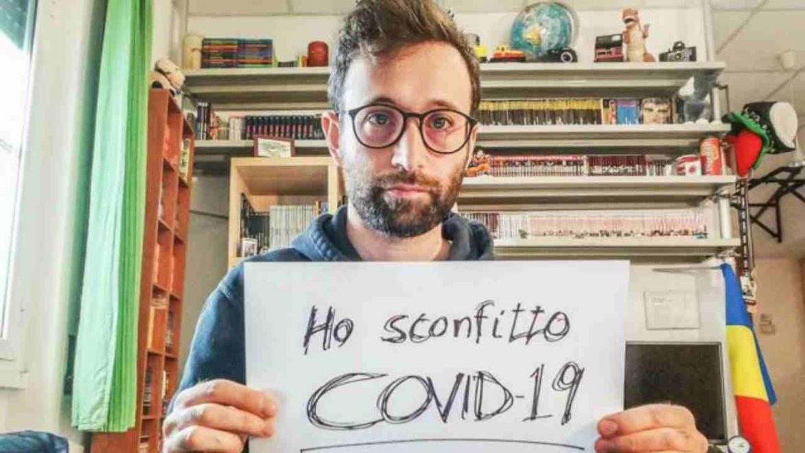 """Coronavirus, la storia di Alessandro: """"Ho sconfitto il Covid"""