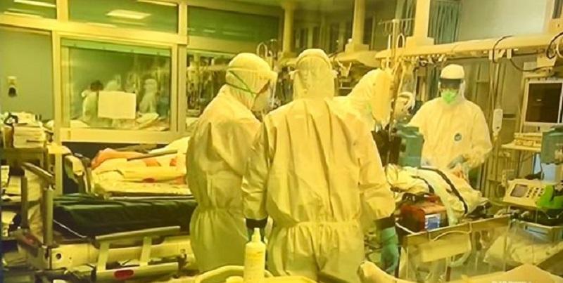 (Video) Coronavirus, dentro il reparto di terapia intensiva