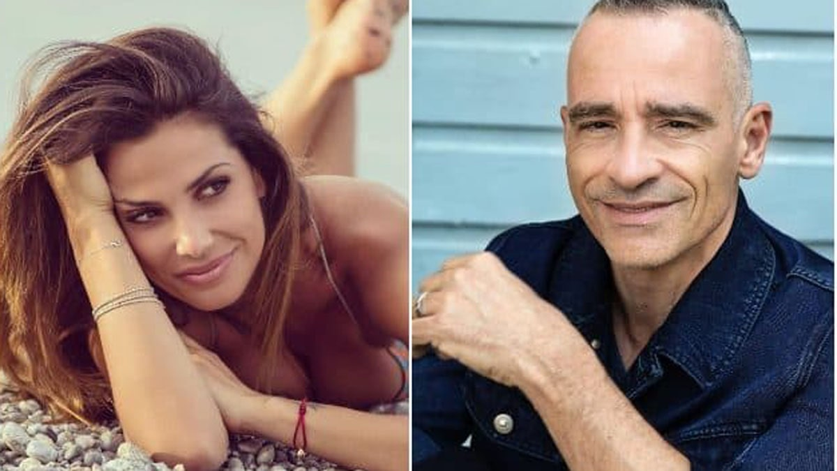 Eros Ramazzotti e Roberta Morise, come è scoppiata la passione l'amore: tutti i dettagli