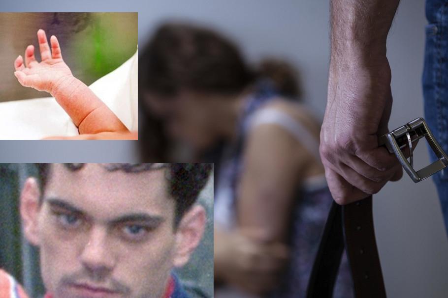 L'uomo che ha picchiato la compagna usando il bimbo di 2 mesi come mazza fino a ucciderlo
