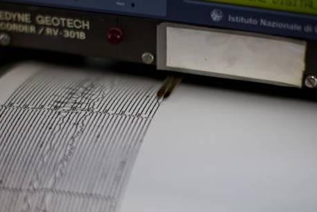 Terremoto magnitudo 3 in provincia Roma