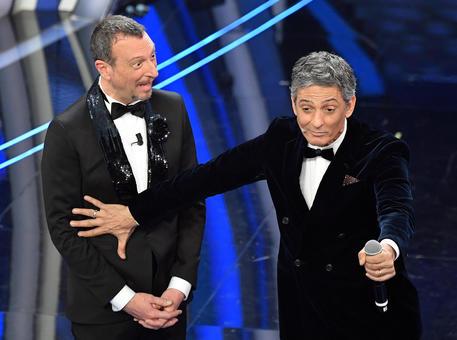 "Sanremo, Amadeus vuole Fiorello: ""mi ha chiamato,io ci sto pensando"""
