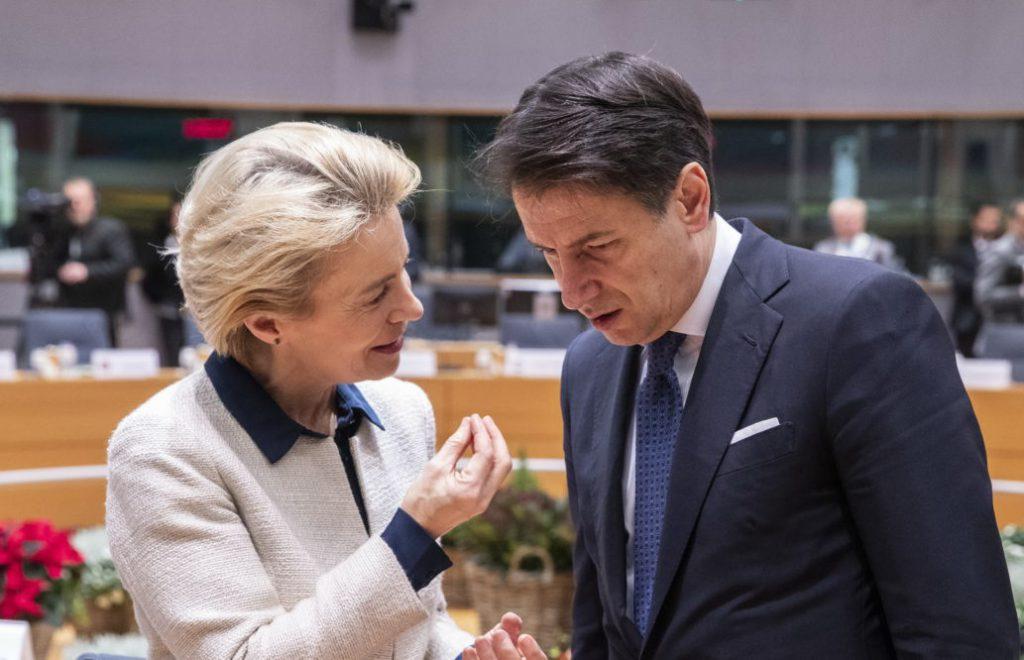 """L'Europa ci chiede scusa: """"Non vi siamo stati vicini, ma ora"""